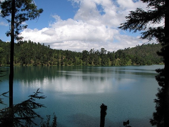 Laguna Larga - © Flickr User - Jamie de la Fuenta