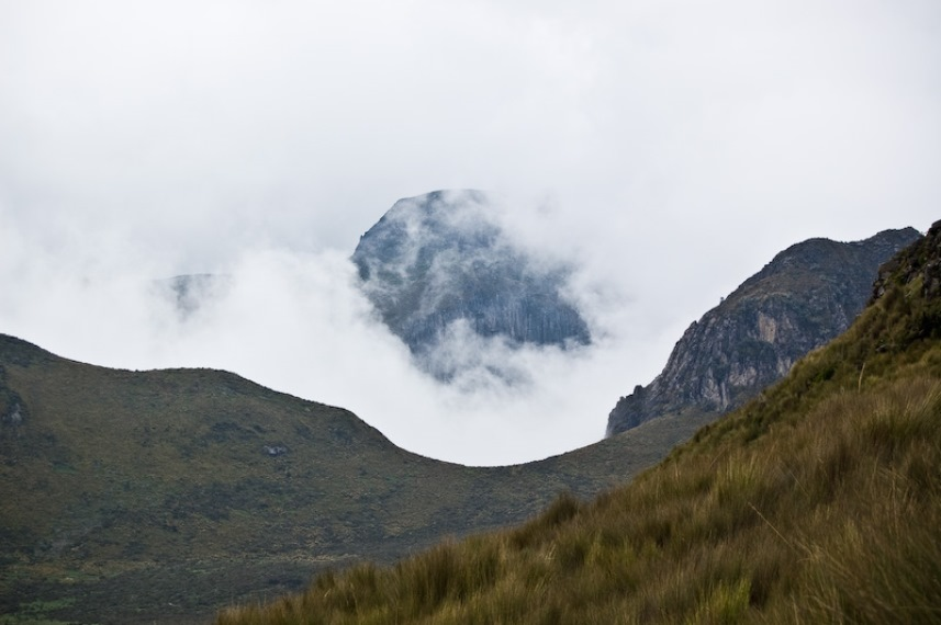 Pichincha Volcanoes: Rucu Pichincha - © Flickr User - M+M Photographers