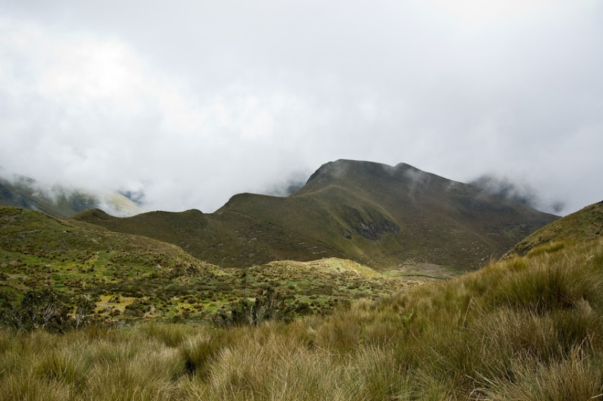 Pichincha Volcanoes: Rucu Pichincha - © Flickr User - M+M Photographer