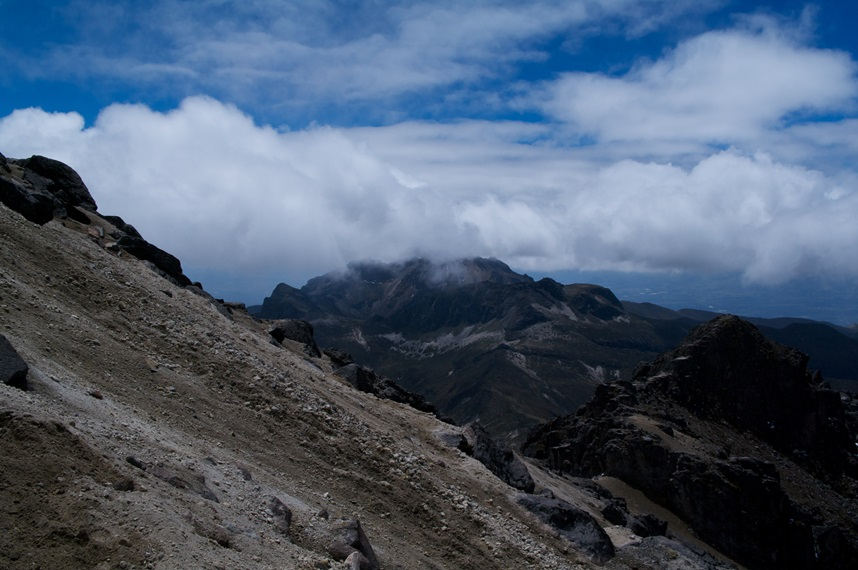 Pichincha Volcanoes: Rucu Pichincha from Guago - © Flickr User - Robert Nunn