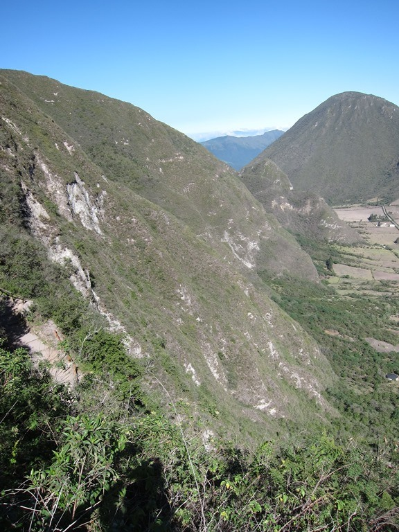 Pululahua from Rim