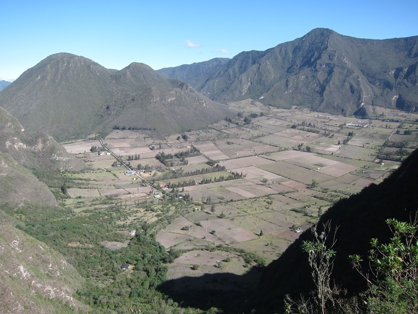 Pululahua Crater: Pulaluhua