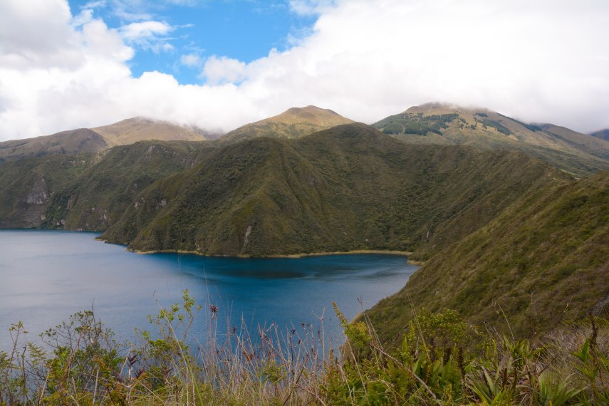 Laguna de Cuicocha - © Flickr User - carine06