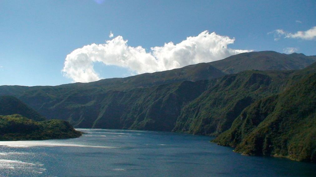 Laguna de Cuicocha - © Flickr user - Antonio Bustamante