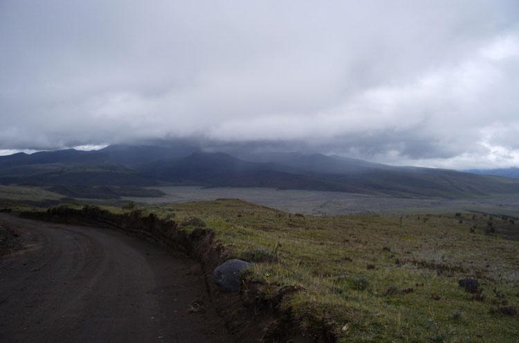 Ecuador Central Andes, Avenue of the Volcanoes, Cotopaxi NP, Walkopedia