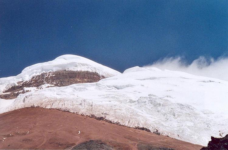 Ecuador Central Andes, Avenue of the Volcanoes, Cotopaxi, Walkopedia