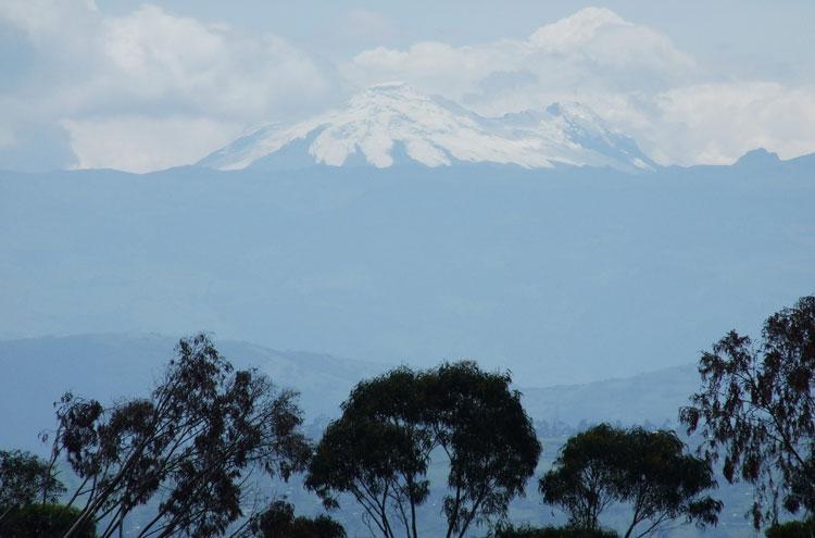 Avenue of the Volcanoes: Cotopaxi - © Dan