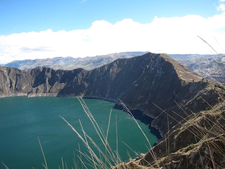 Ecuador Central Andes, Avenue of the Volcanoes, Lake Quilatoa, Walkopedia