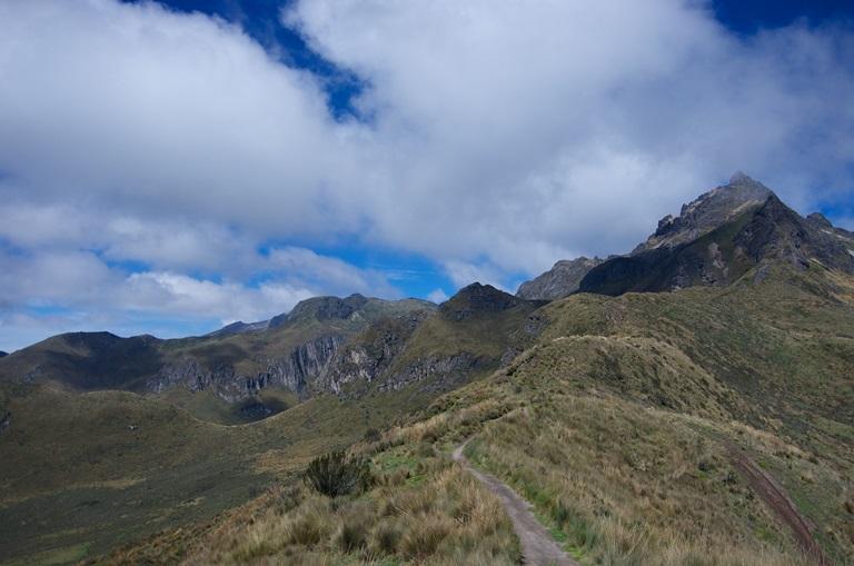 Quito Area: Pichinchas  - © Flickr User - Robert Nunn