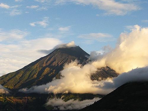 Tungurahua  - © Orban Lopez Crus