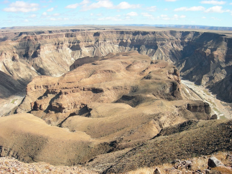 Fish River Canyon: Fish River Canyon - © SaraAndJoachim