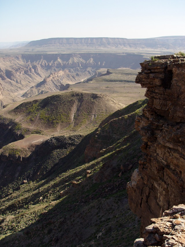 Fish River Canyon: Fish River Canyon - © Coda