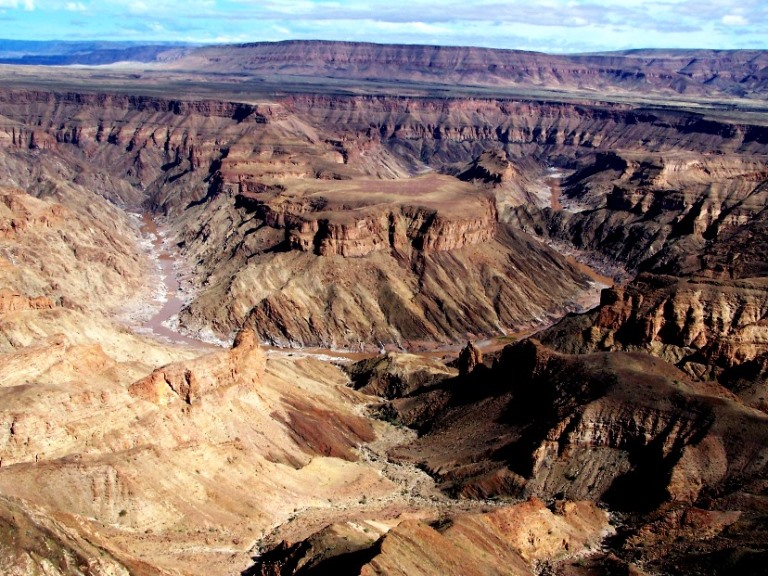Fish River Canyon: Fish River Canyon - © GeooftheReef