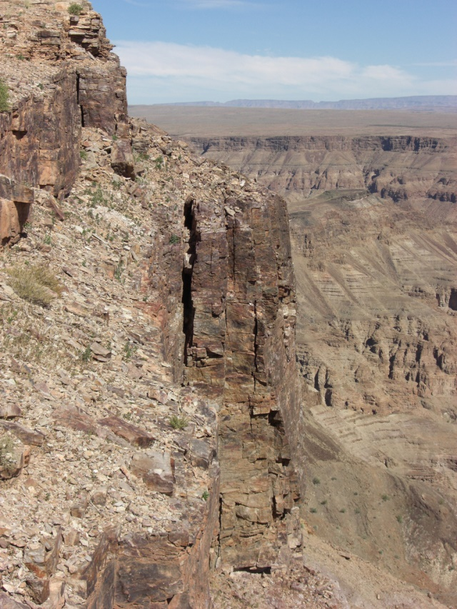 Fish River Canyon: Fish River Canyon - © Sjorford