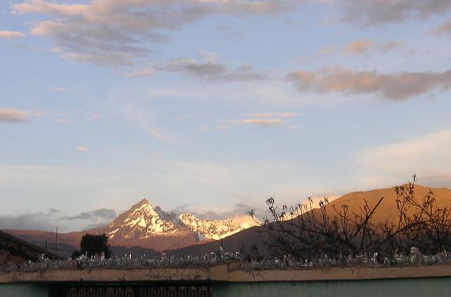Banos Area : El Altar Volcano - © Flickr User - Beatrice Murch