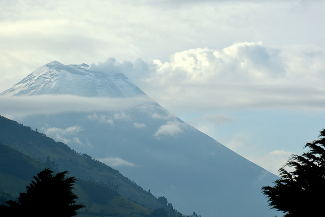 Banos Area : Tungurahua - © Flickr User - Carine06