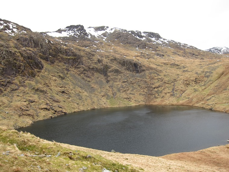 Langdale Valleys: Angle Tarn - © William Mackesy