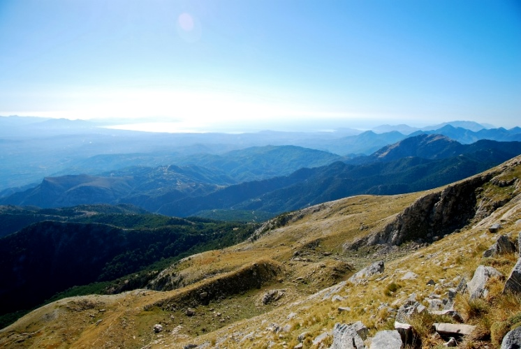 Mt Taygetus - © Flickr user - Aris Gionis