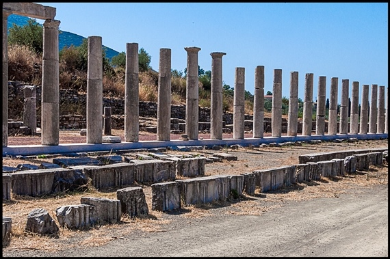 Ancient Messene: Columns - © Flickr user Steve McCraig