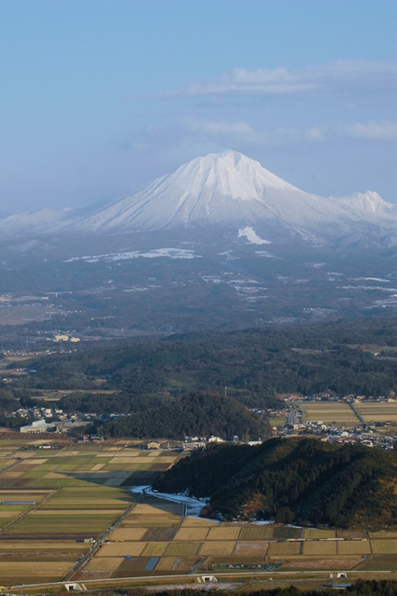 Daisen: Mt. Daisen - © mstkeast flickr user