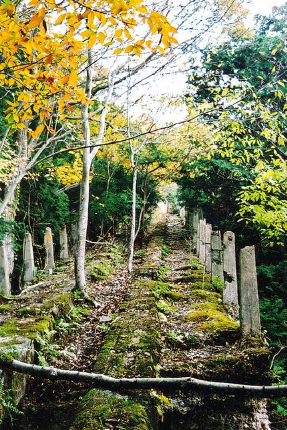 Ruins of Atago-san Railway  - ©  U-ichiro Murakami flickr user