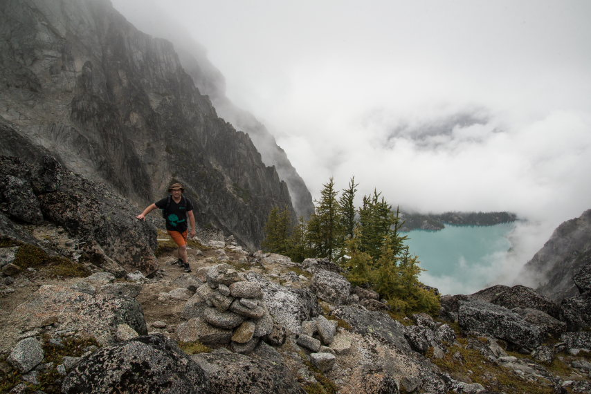 The Enchantments: enchantments  - ©  flickr user trailspotter