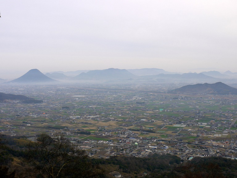 Bird-eyes view from Izutama Shrine  - © Yoshikazu TAKADA flickr user