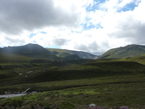 East Cairngorms - © Flickr user Johnny Hall