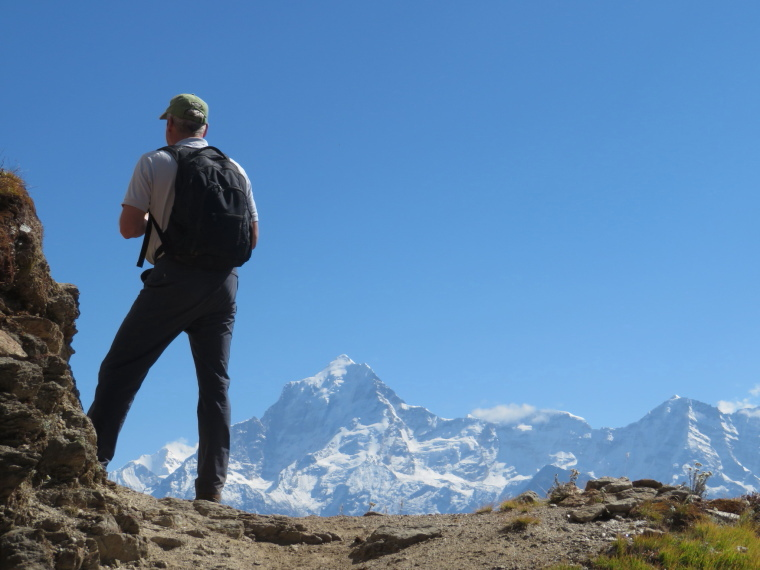 India NW: Uttarakhand, Garwhal, Kumaon Himalaya , Curzon Trail, great  final day 5, Walkopedia