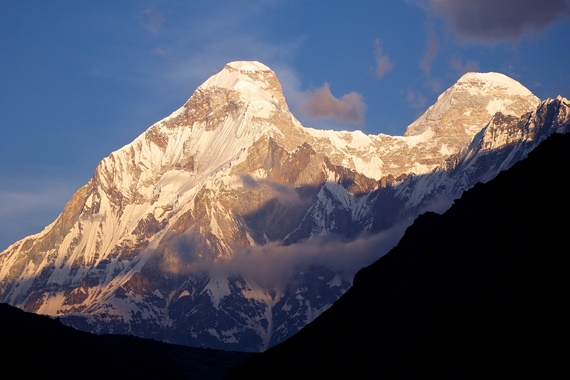 Nanda Devi - © Flickr user Daniel Clooney