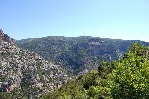 Mount Parnon - © Wiki user
