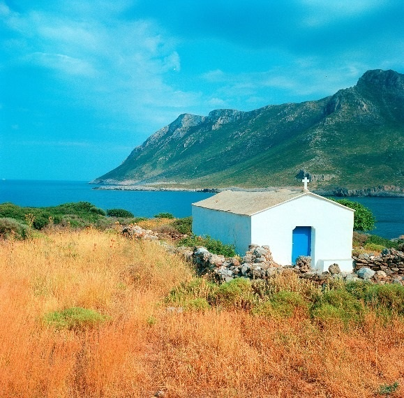 St. George in Velanidia, Cape Maleas, Greece - © Flickr user - Spyros Petrogiannis