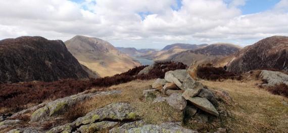 Hay Stacks /High Stile Ridge: Hay Stacks View - © Flickr user Chris Moody