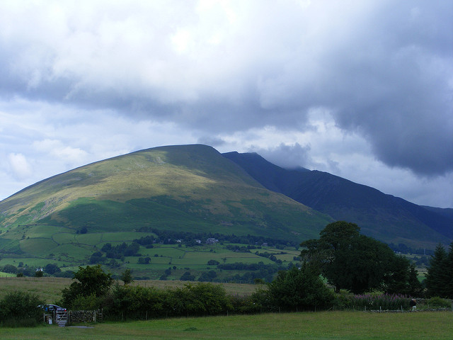 Blencathra - © Flickr user Andrew Wilkinson