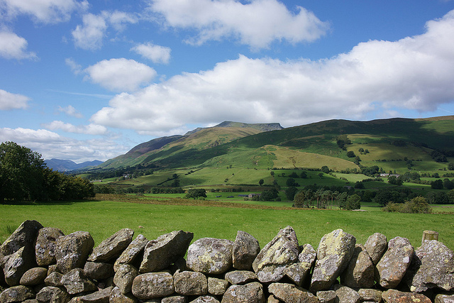 Blencathra / Saddleback: Blencathra - © Flickr user Ian Britton