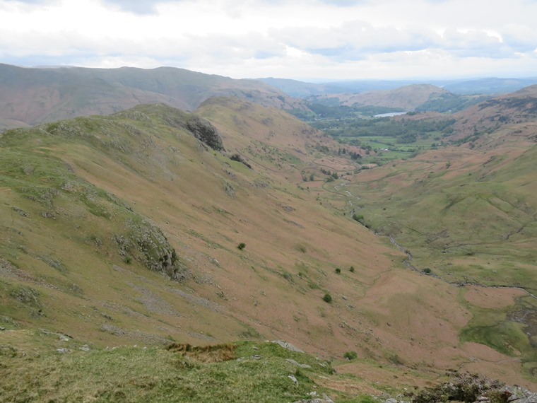 Coast to Coast, Lake District: Easedale and Grasmere - © William Mackesy