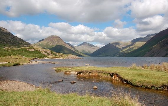 Head of Wasdale from Wastwater. - © Wiki user Gkgalf...