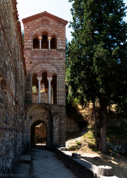 Odigitria Chapel: Odigitria - © Flickr User - Marmontel