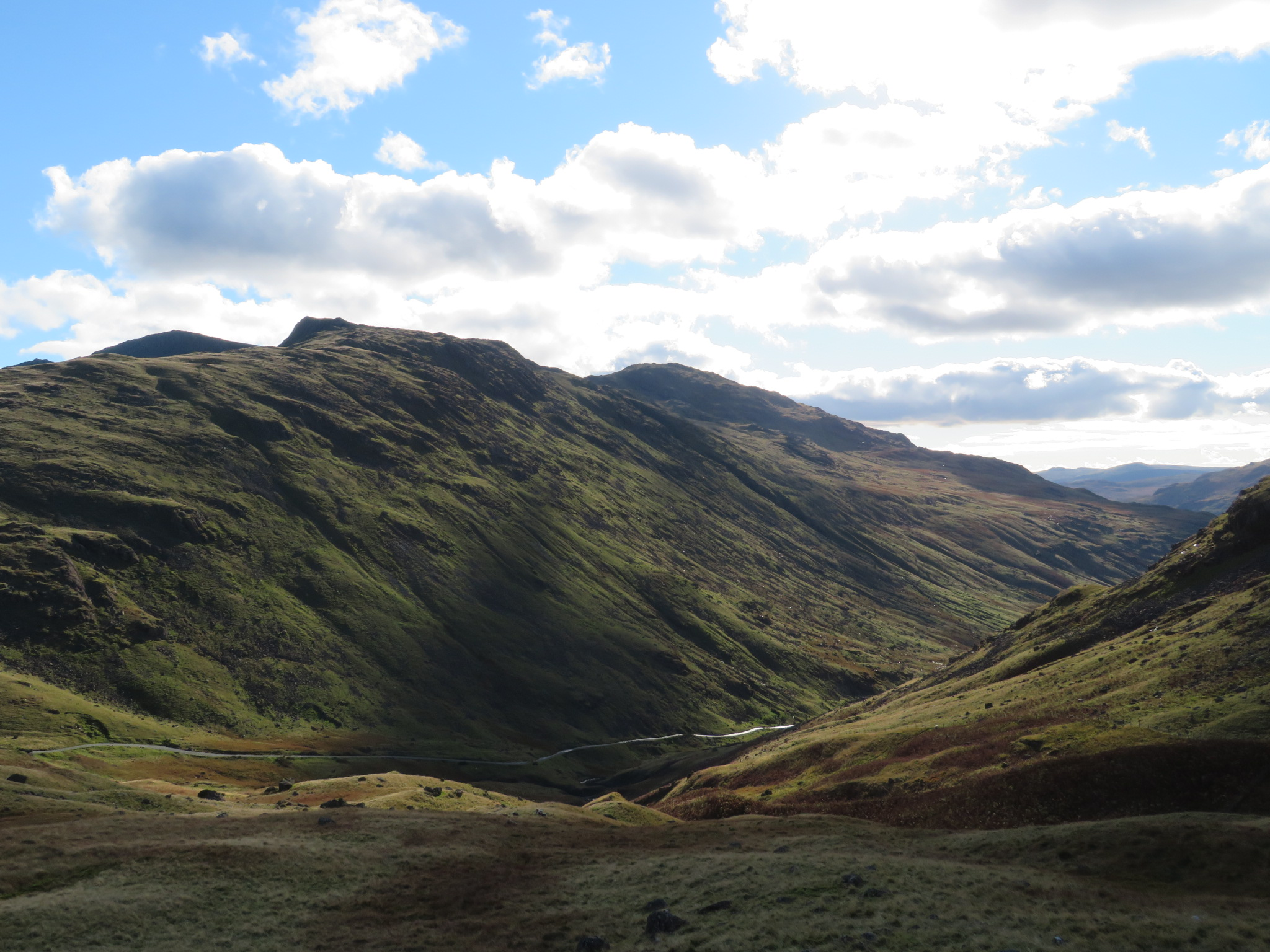 United Kingdom England Lake District, Swirl How and Great Carrs, West Side Edge and Great Carrs, Walkopedia