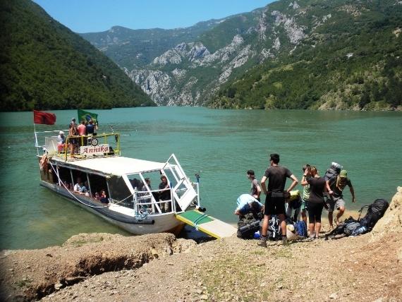 boat - © Albanian Challenge