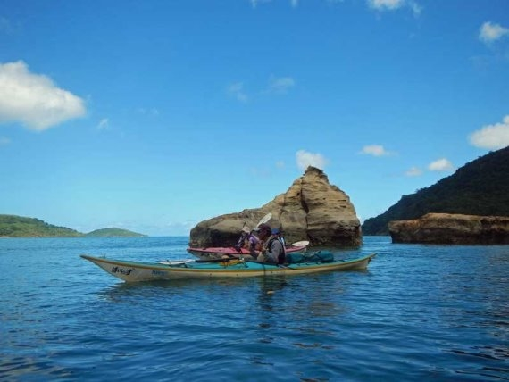 Okinawa Iriomoto Sea Kayak - © Walk Japan