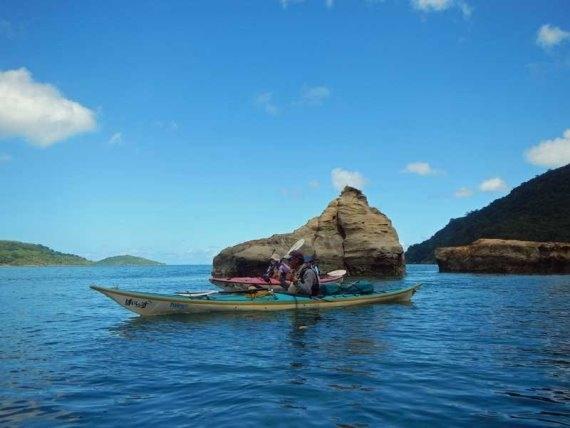 Yaeyama/ Iriomoto: Okinawa Iriomoto Sea Kayak - © Walk Japan