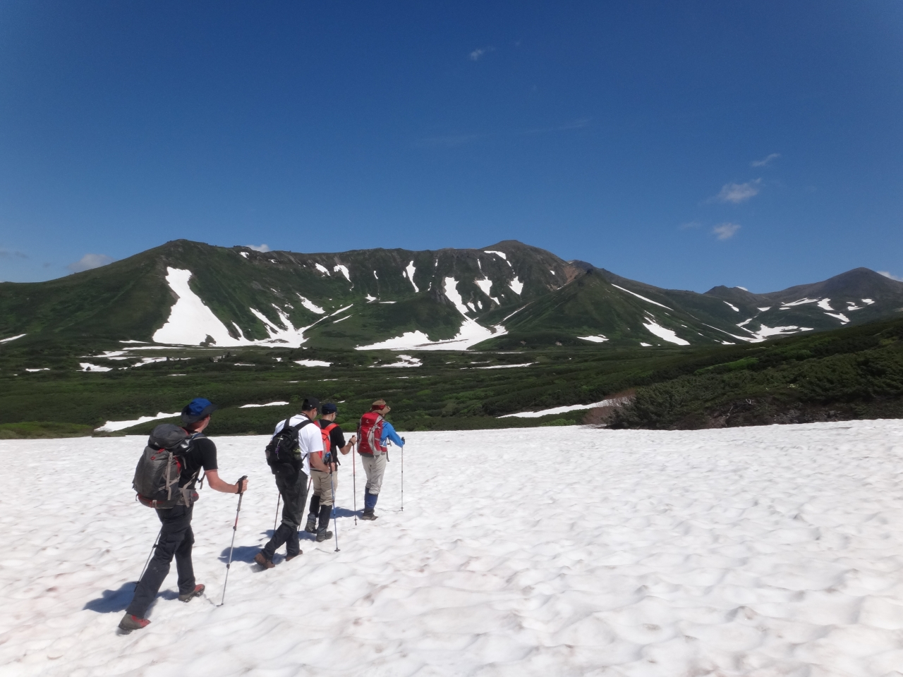 Mt Asahidake - © Walk Japan