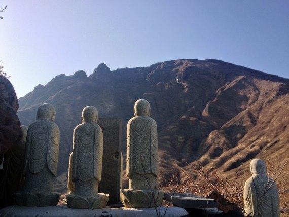 Japan Kyushu, Mount Aso/ Taka-Dake, Kyushu buddhas , Walkopedia
