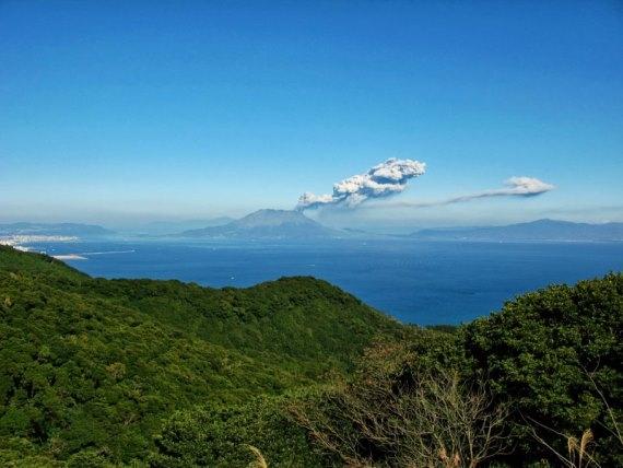 Mount Aso/ Taka-Dake: Kyushu sakurajima - © Walk Japan