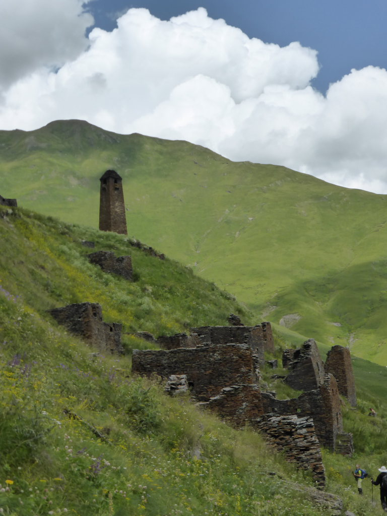 Georgia Gt Caucasus Tusheti and Khevsureti, Atsunta Pass (Tusheti to Khevsureti), , Walkopedia
