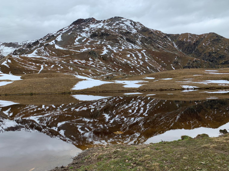 Greater Caucasus Mountains: Koruldi Lakes - © c Jessica Spear-Cole
