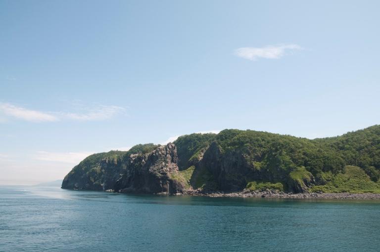 Shiretoko Peninsula : © flickr user- Yuichi Sakuraba