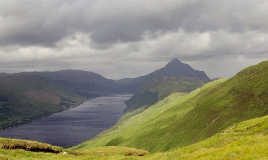 Loch More towards Ben Stack - © flickr user- stu smith