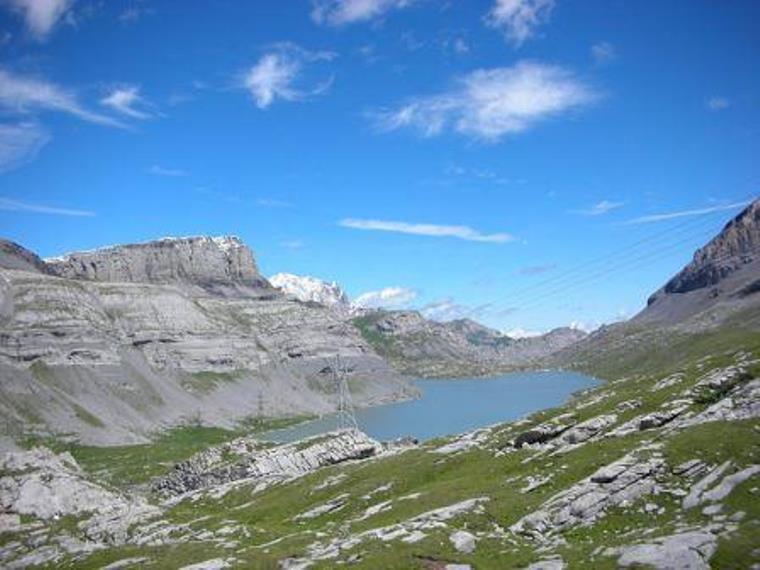 Gemmi Pass: Daubensee  - © Davide Roetschi